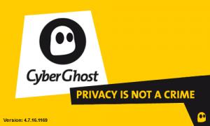 VPN CyberGhost