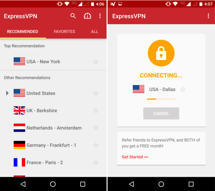 express vpn avis