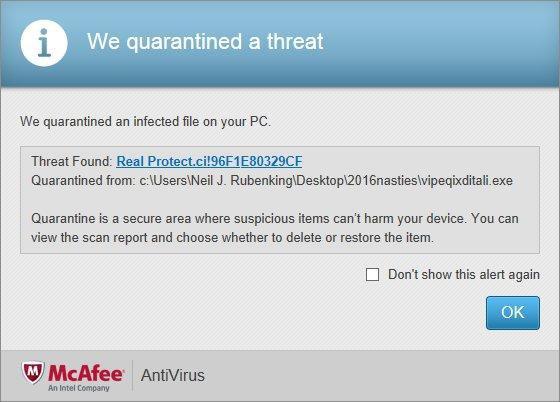 Comment installer et utiliser McAfee antivirus
