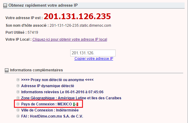 Cacher son adresse IP avec un VPN