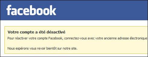 Pourquoi quitter facebook ?