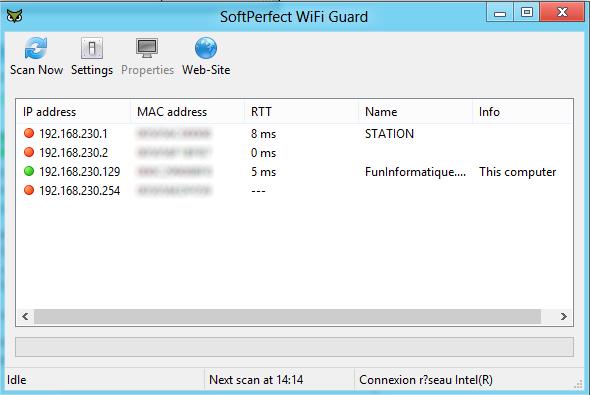 Comment savoir si mon réseau est piraté ?