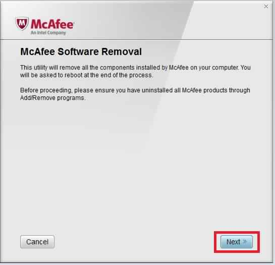 Comment supprimer l'antivirus McAfee de son ordinateur ?