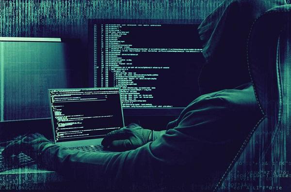 hacker malware virus