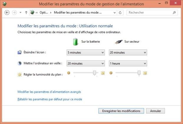 Comment activer la veille prolongée Windows 10