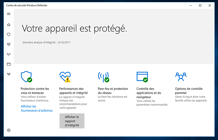 Avis Windows Defender : test complet de sa protection ?