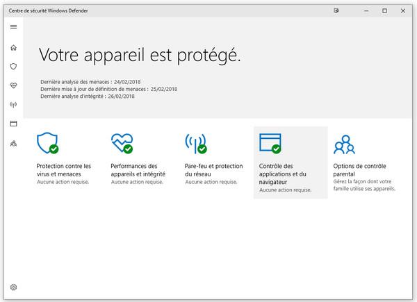 protection antivirus windows