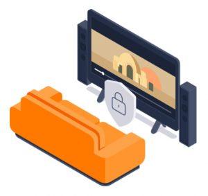 Activer et utiliser le VPN d'avast