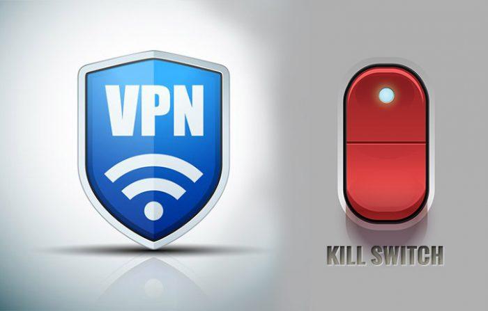 Choisir un VPN avec l'option Kill switch