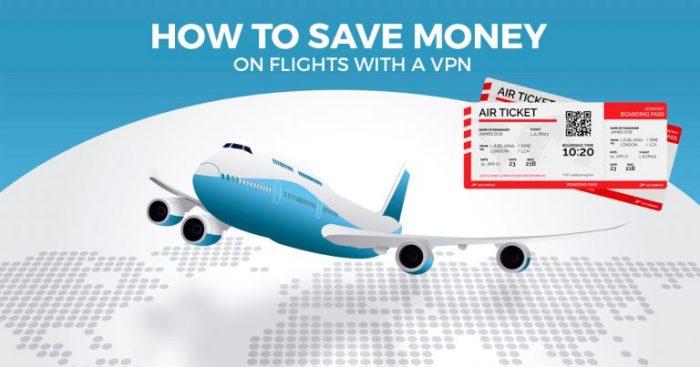 Economiser sur ses billets d'avion avec un VPN