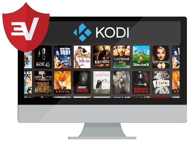 kodi express VPN