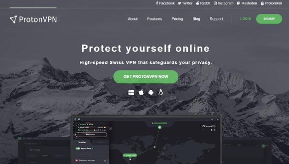 proton VPN Avis
