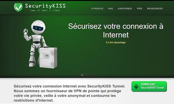 securitykiss VPN avis
