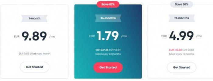 Surfshark tarifs : combien coûte un abonnement ?